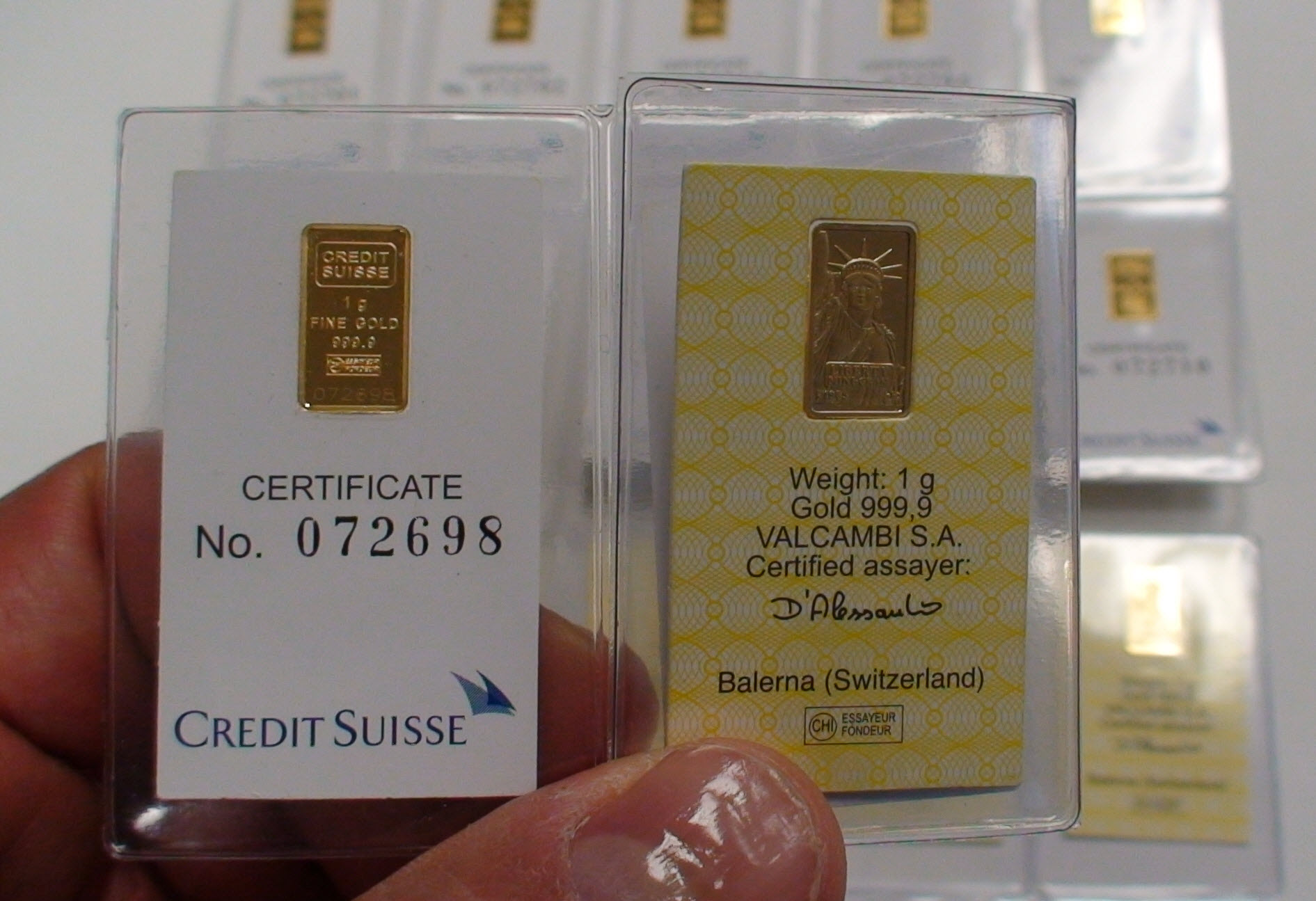 Gold Bars Gold Bullion Buyer Portland Gold Buyers Llc