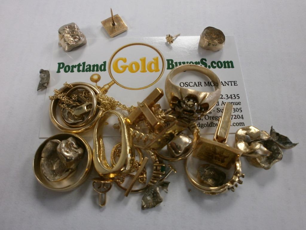 Scrap Gold Lot