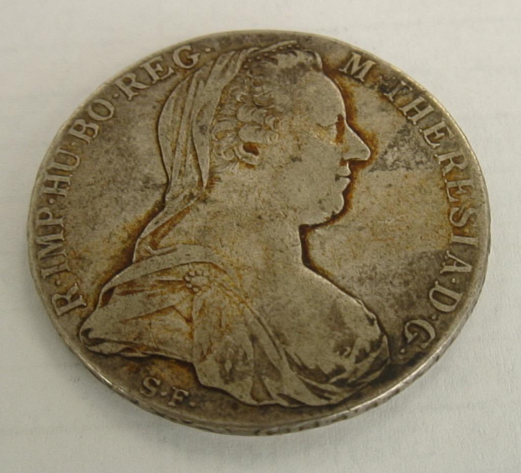 Thaler Silver Coin-2