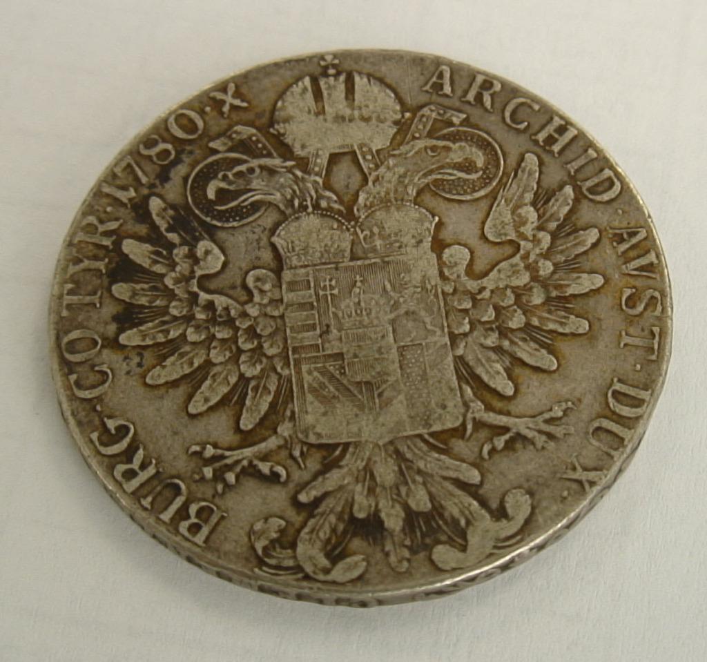 Thaler Silver Coin-3