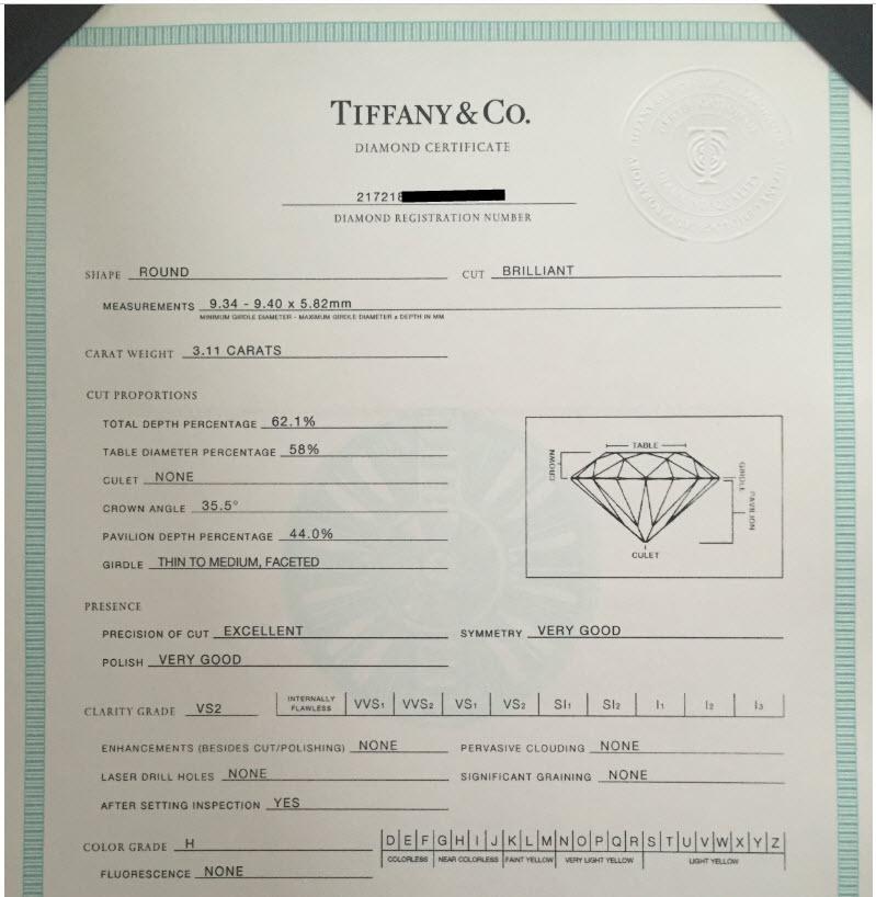 03-Tiffany Certified Diamond Portland