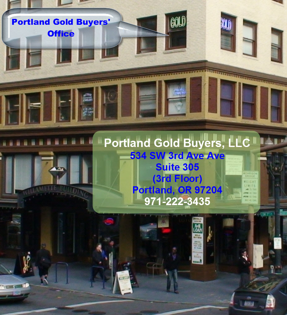 Portland Gold Buyers
