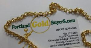Korean Gold Chain