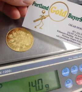 Austrian Ducat Gold Coins
