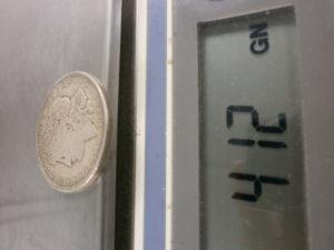 U.S. Silver Dollar