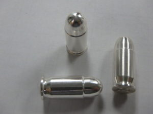 45 ACP Silver Bullion