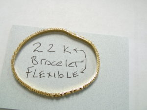 Indian 22K Gold Bangle