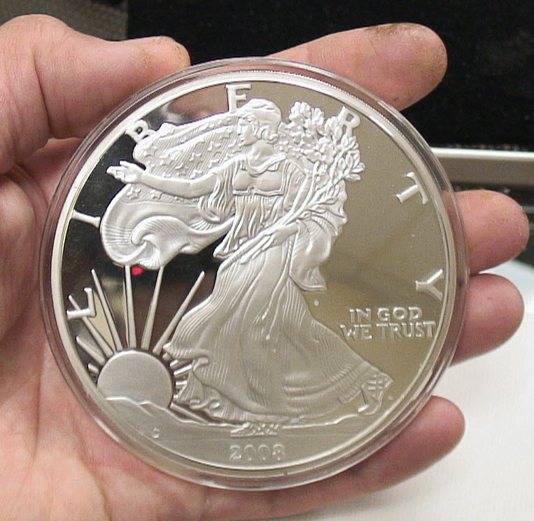 Silver Rounds Buyer Porltand Silver Eagle 971 222 3435