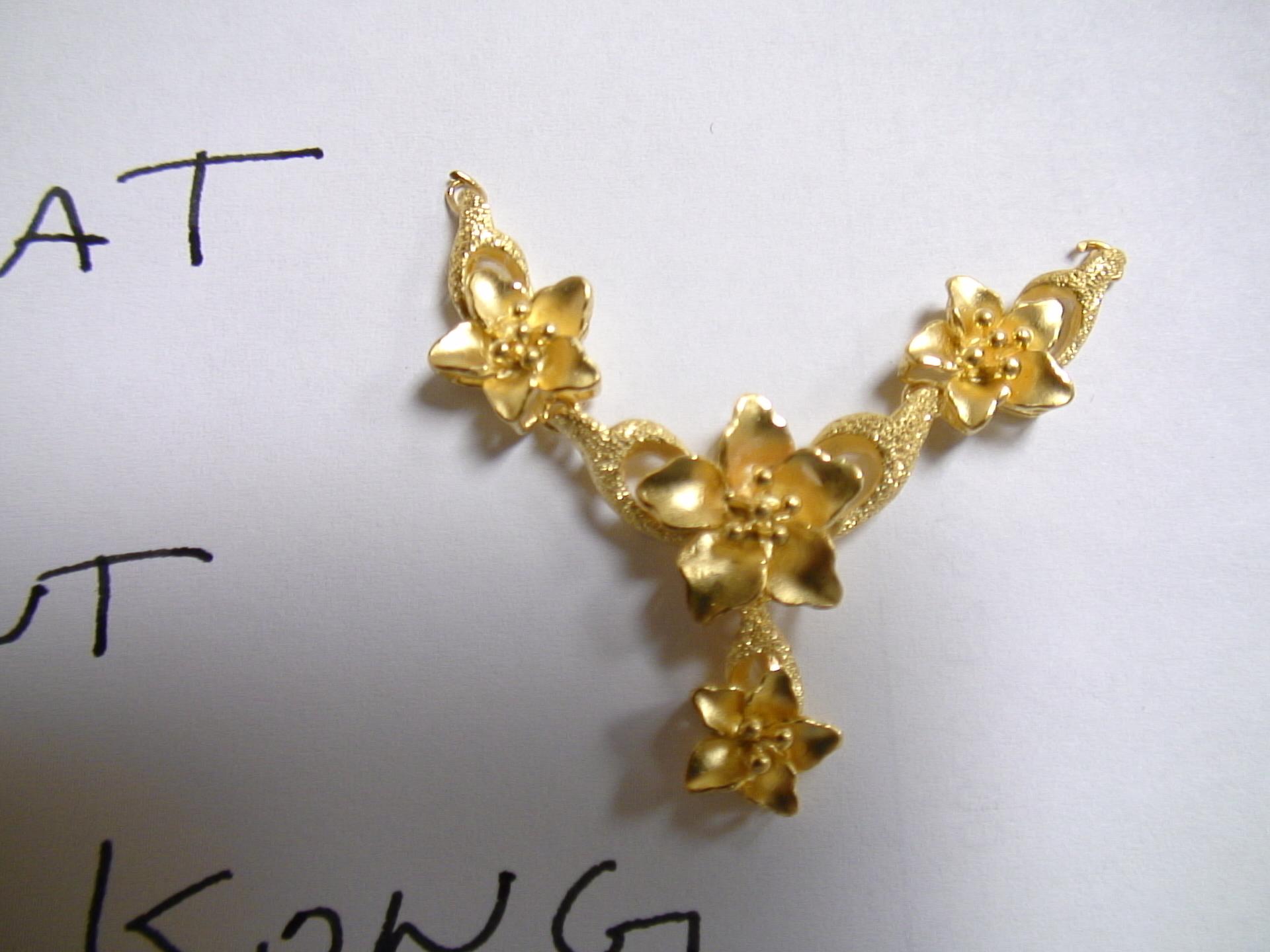 24 carat gold jewelry