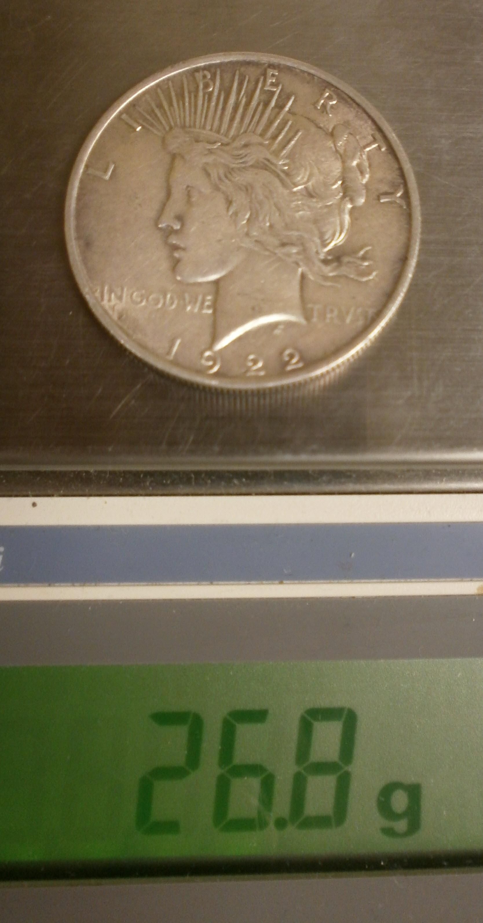 Silver Dollars Portland