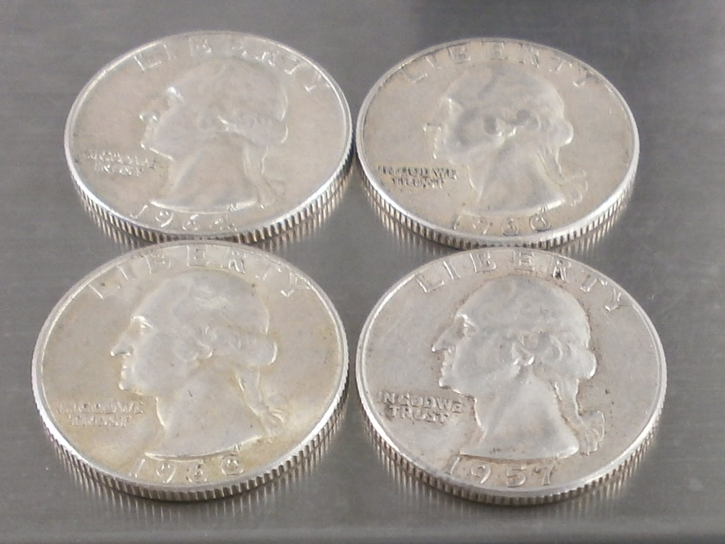 Silver Coins - Silver Quarters - Portland Gold Buyers